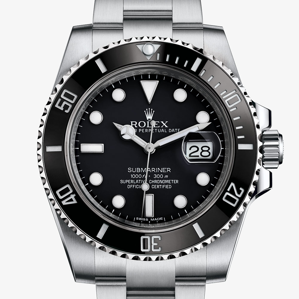 ROLEX OYSTER PERPETUAL Submariner Date Oyster M116610LN-0001