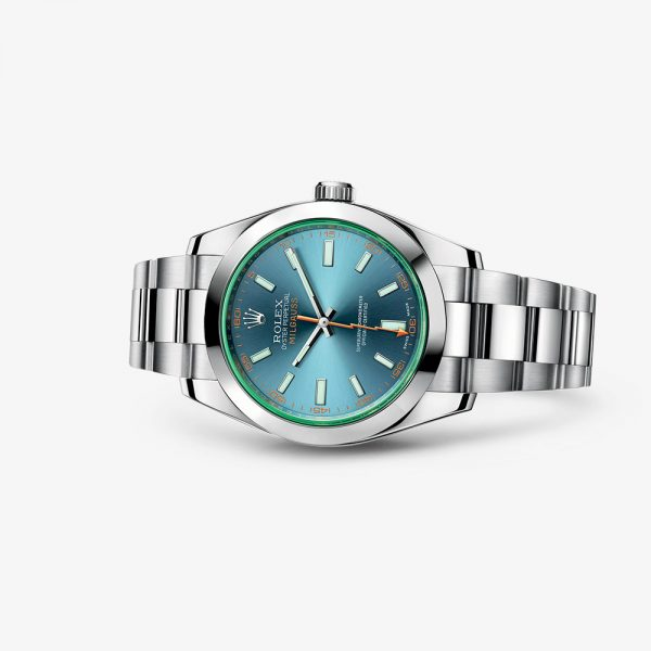 Rolex OYSTER PERPETUAL Milgauss Oyster, 40 mm, Oystersteel M116400GV-0002