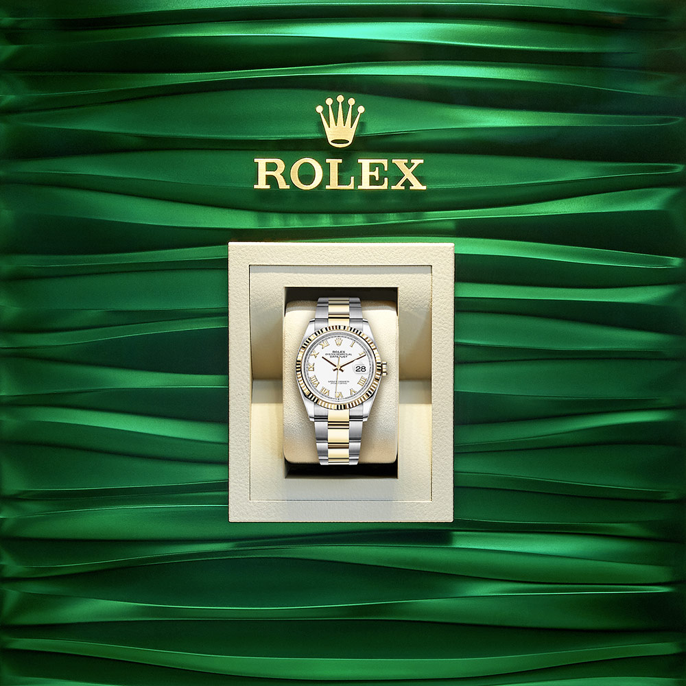 Rolex OYSTER PERPETUAL Datejust 36 Oyster