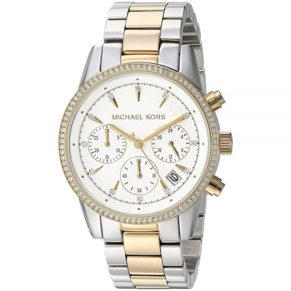 Michael Kors RITZ Chronograph montre femme MK6474