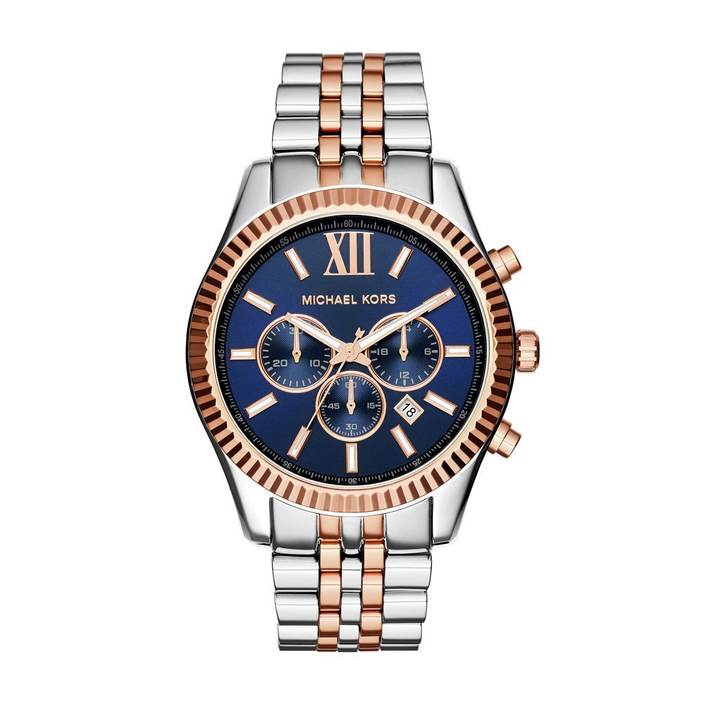 Michael Kors Lexington Chronograph montre homme MK8412