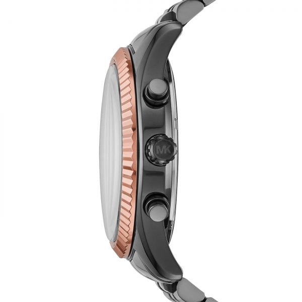 Michael Kors Lexington Grey Dial montre homme Chronograph MK8561