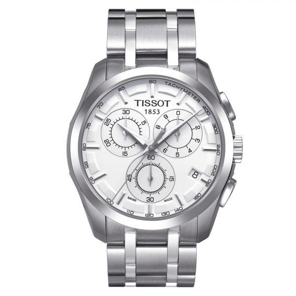 TISSOT COUTURIER CHRONOGRAPH - T035.617.11.031.00