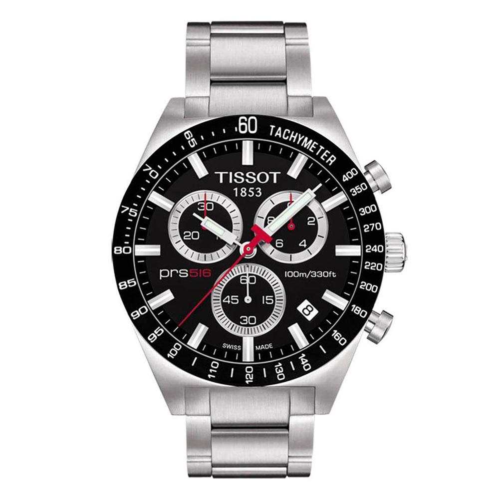 Montre Homme Tissot PRS 516 T0444172105100 Montre T-Sport