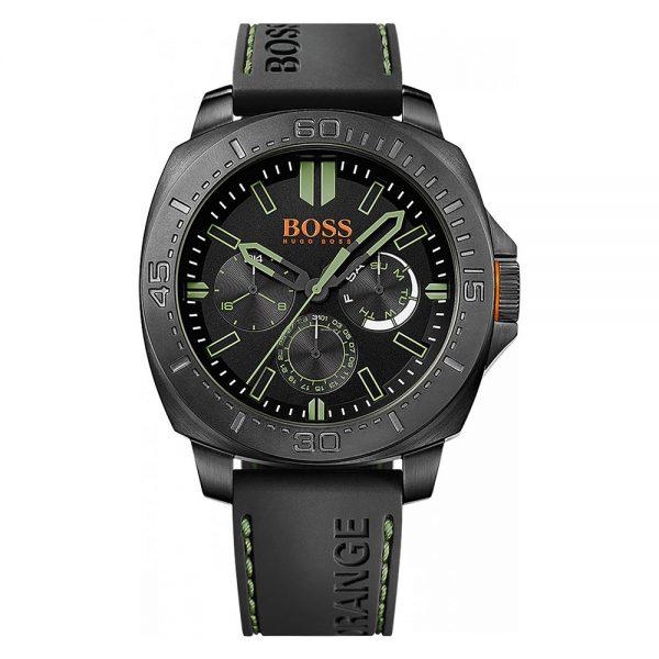 HUGO BOSS Orange montre pour homme Noir - 1513253
