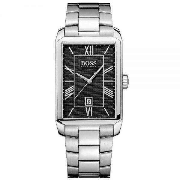 Hugo Boss Classic montre pour homme Rectangulaire en acier - 1512970