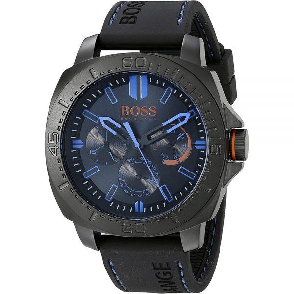 HUGO BOSS Orange montre pour homme Noir - 1513242
