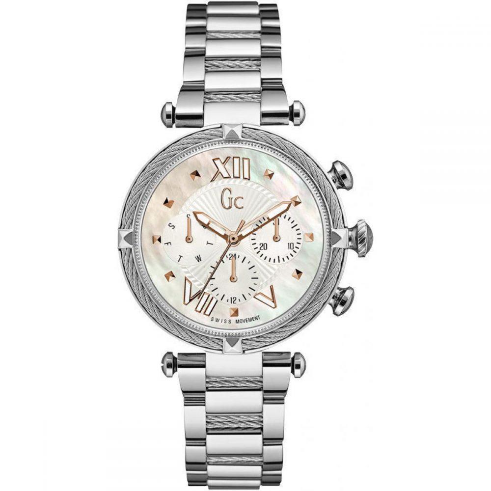 Montre GC - Montre Quartz Chronographe Femme - Y16001L1