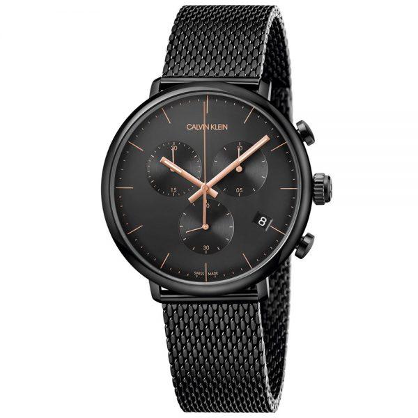CALVIN KLEIN montre pour homme Chronographe High Noon - K8M27421