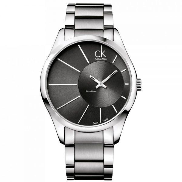 CALVIN KLEIN montre pour homme Deluxe - K0S21108