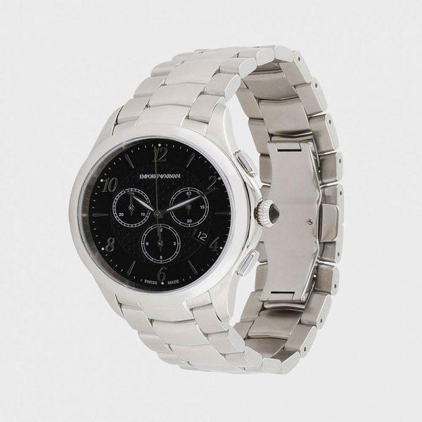 EMPORIO ARMANI montre pour homme chronographe Esedra de fabrication suisse - ARS8700