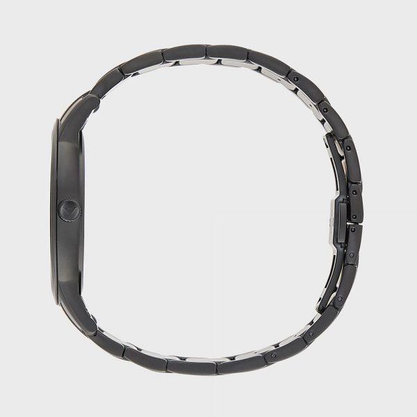EMPORIO ARMANI montre pour homme à trois aiguilles en acier inoxydable - AR11259