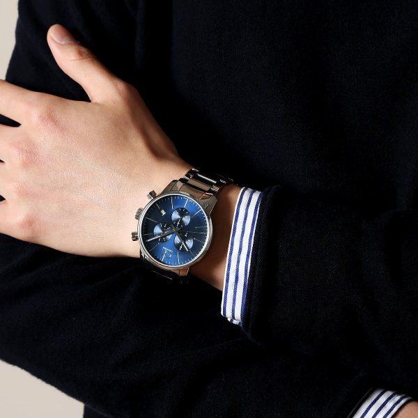 CALVIN KLEIN City montre pour homme Chronographe - K2G2714N