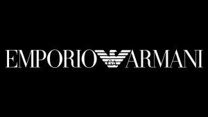 EMPORIO ARMANI montre pour homme Cronographe en acier inoxydable - AR2434