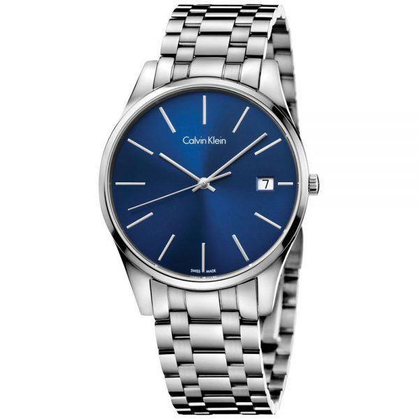 CALVIN KLEIN GENTS - montre pour homme QUARTZ - K4N2114N
