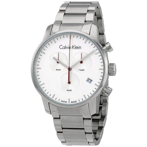 CALVIN KLEIN City montre pour homme - K2G271Z6