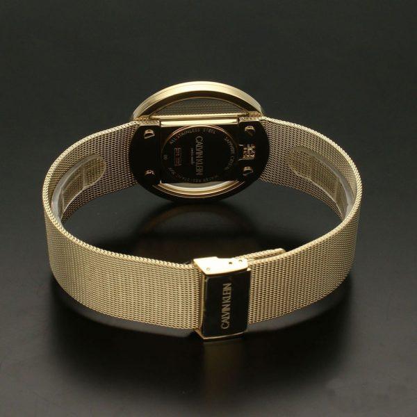 Calvin Klein Quartz montre pour femme Analogique Milanaise - K9423Y29
