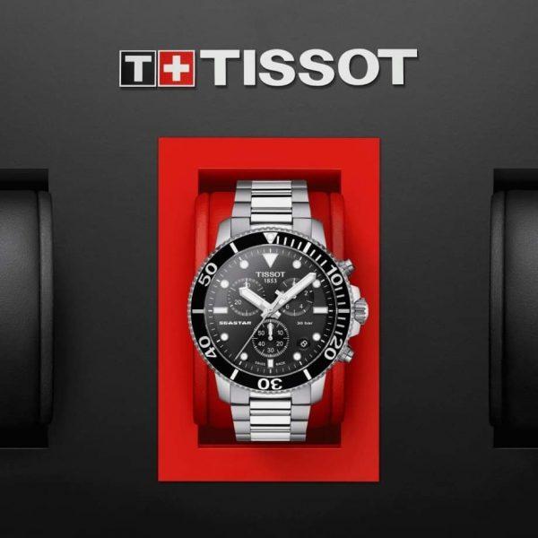 T120.417.11.051.00 TISSOT SEASTAR 1000 CHRONOGRAPH