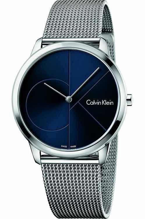 Calvin Klein Minimal Men's SS K3M2112N